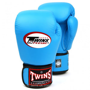 Twins Special BGVL-3 Boxing Gloves Sky Blue