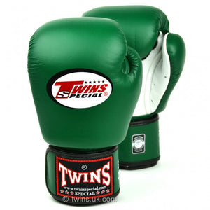 Twins Special BGVLA-2 Air Flow Boxing Gloves Green/White