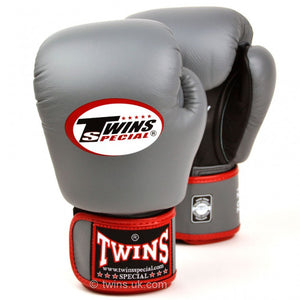 Twins Special BGVLA-2 Air Flow Boxing Gloves Grey