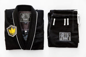 Kingz Sovereign 2.0 BJJ Gi - Black