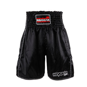 Original Boxing Trunks - Black - Fightstore Pro