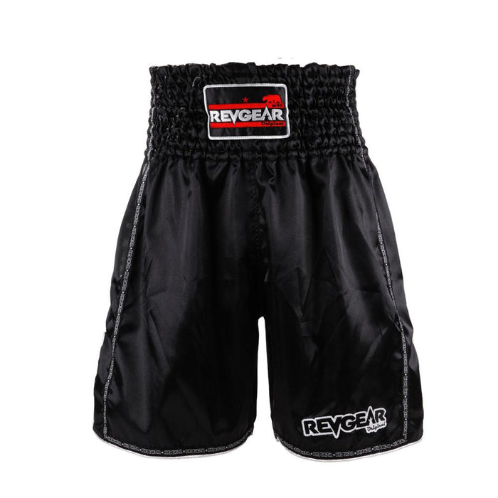 Revgear Original Boxing Trunks - Black