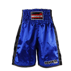 Original Boxing Trunks - Blue - Fightstore Pro