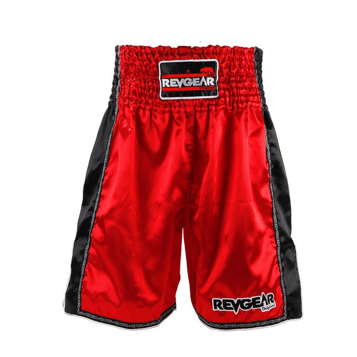 Original Boxing Trunks - Red
