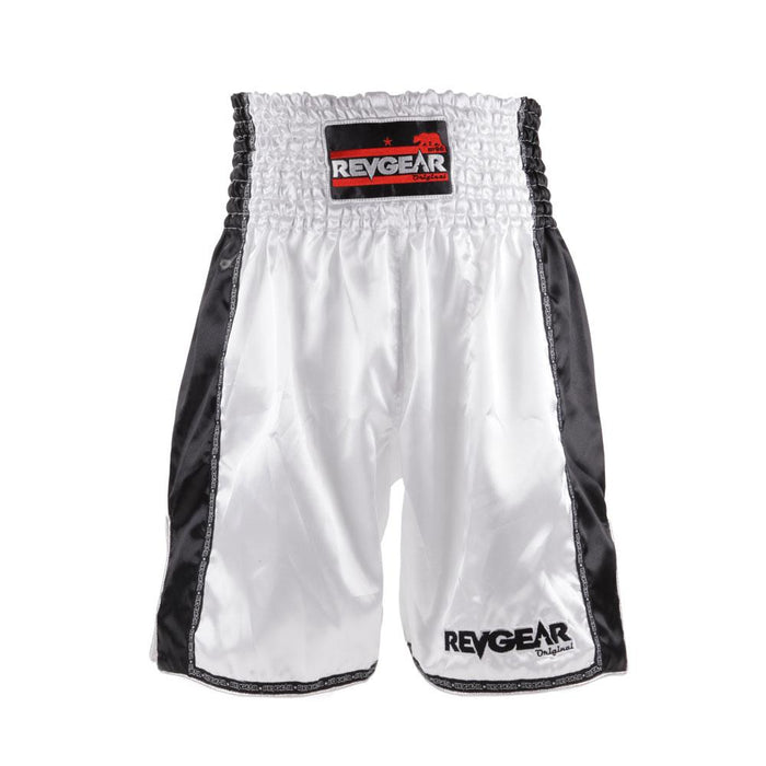 Original Boxing Trunks - White