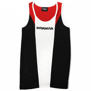 Revgear Tri Colour Boxing Kit - Red