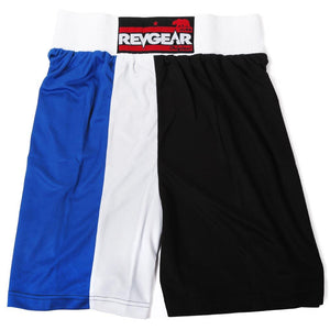 Revgear Tri Colour Boxing Kit - Blue - Fightstore Pro