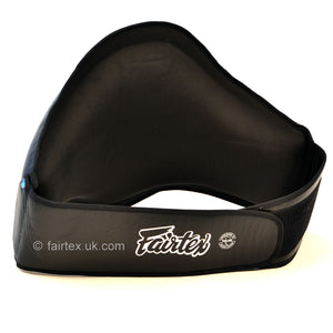 Fairtex BPV2 Black Light-Weight Belly Pad
