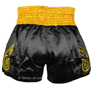 Fairtex BS0652 Golden Horn Muay Thai Shorts
