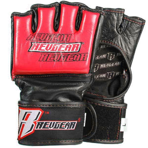 Challenger MMA Gloves - 4oz Competition Red