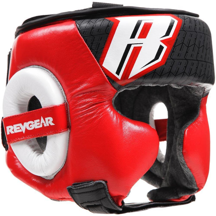 Revgear Champion II MMA Head Guard - Red