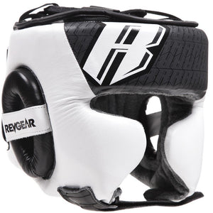 Champion II MMA Head Guard - White