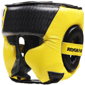 Champion II MMA Head Guard - Yellow