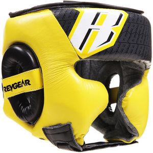 Revgear Champion Head guard Yellow