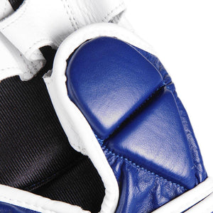 Classic MMA Sparring Gloves - 6oz - Blue