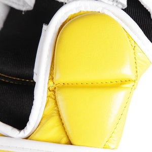 Classic MMA Sparring Gloves - 6oz - Yellow