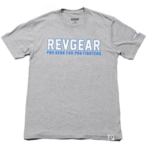 Core Tee Shirt - Grey Blue