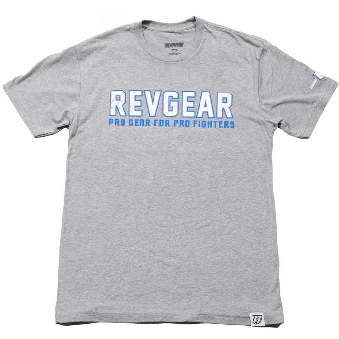 Revgear Core Tee Shirt - Grey Blue