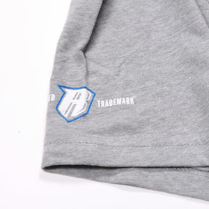 Core Tee Shirt - Grey Blue - Fightstore Pro