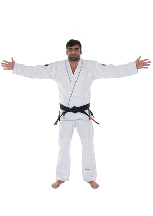 Kingz Sovereign 2.0 BJJ Gi - White