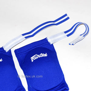Fairtex EBE Blue Competition Elbow Pads 2