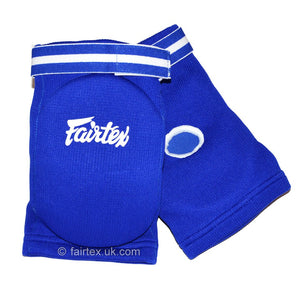 Fairtex EBE Blue Competition Elbow Pads