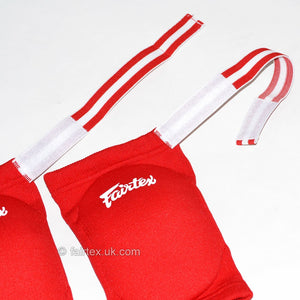 Fairtex EBE Red Competition Elbow Pads 2