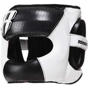 Guvnor Face Saver Head guard - White - Fightstore Pro