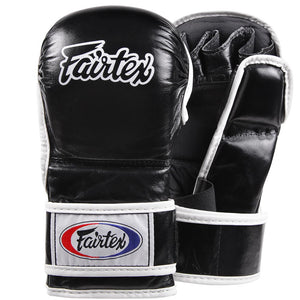 Fairtex MMA Sparring Gloves FGV15 - Black