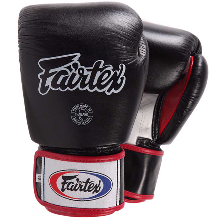 Fairtex BGV5 Super Sparring Gloves Black