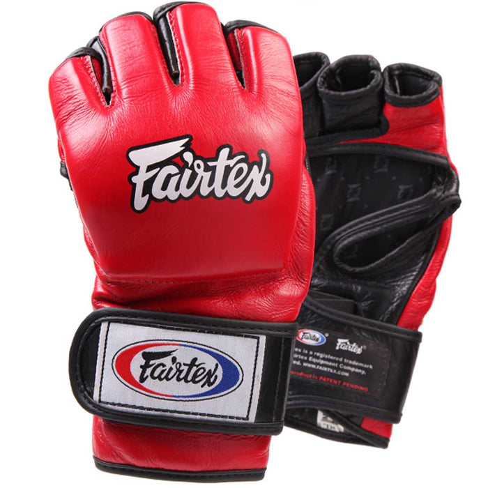 Fairtex Ultimate Mma Gloves FGV12 - Red
