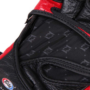 Fairtex Ultimate Mma Gloves FGV12 - Red 3