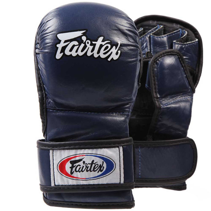 Fairtex Mma Sparring Gloves Fgv15 - Blue
