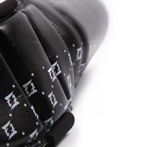 Fairtex Neoprene MMA Shin Pads Black 4