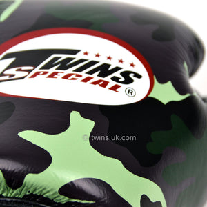 Twins Special FBGV-JG Boxing Gloves Jungle Camo