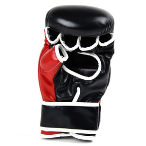 Fairtex MMA Sparring Gloves FGV18 - Black