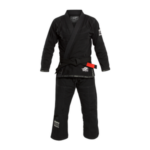 Fuji Superaito Competition BJJ Gi - Black
