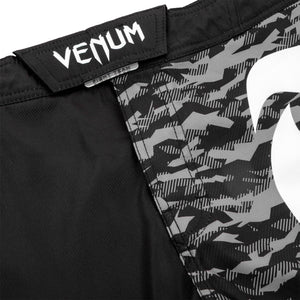 Venum Light 3.0 Fight Shorts - Black/Urban Camo