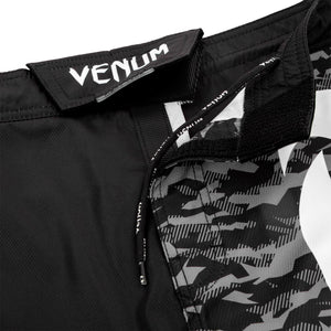 Venum Light 3.0 Fight Shorts - Black/Urban Camo - Fightstore Pro