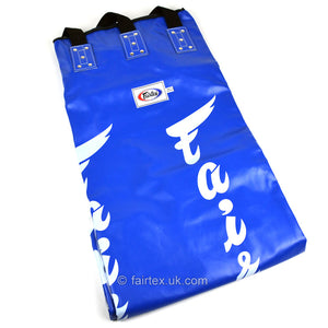 Fairtex 6ft Blue Banana Kick Bag - Unfilled