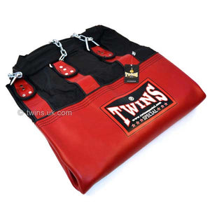 Twins HBNL-3 Nylon Heavy Bag Red - Unfilled