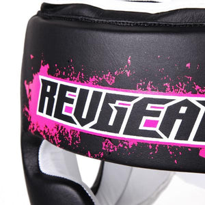 Kids Deluxe Head Guard - Pink