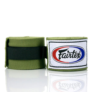 Fairtex HW2 4.5m Stretch Wraps Olive Green