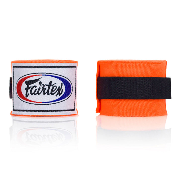 Fairtex HW2 4.5m Stretch Wraps Orange