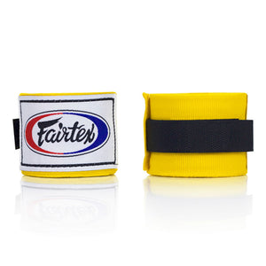 Fairtex HW2 4.5m Stretch Wraps Yellow