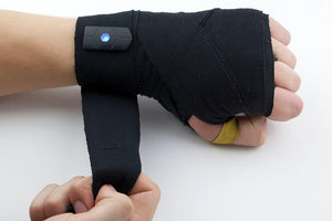 Hykso Wearable Punch Tracker