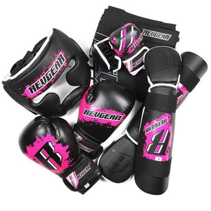 Kids Boxing/MMA Bundle Pack - Pink - Fightstore Pro