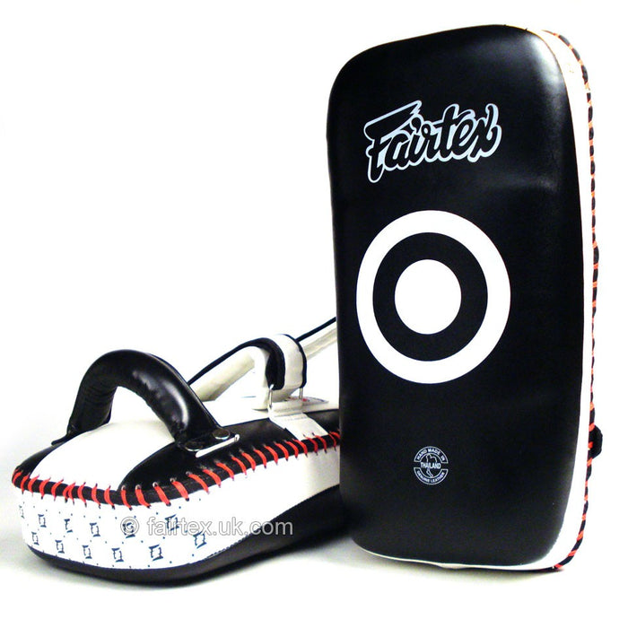 Fairtex Curved Thai Kick Pads