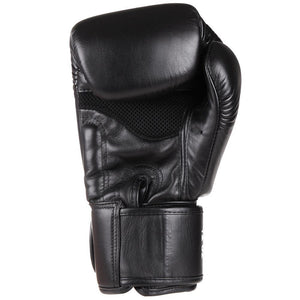 Original Thai Boxing Gloves - Black