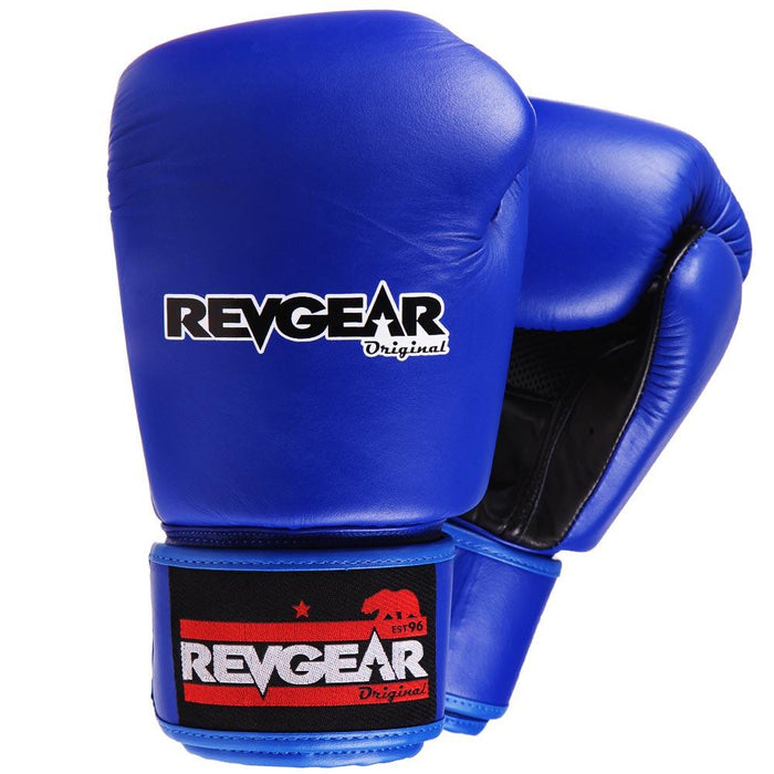 Revgear Original Thai Boxing Gloves - Blue